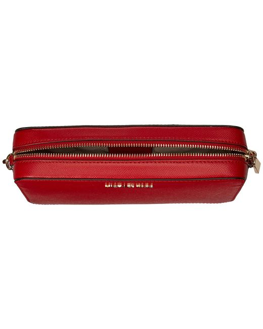 46d3aed9d33a89 ... MICHAEL Michael Kors - Red Large East/west Crossbody (dark Chambray  Multi) Cross ...