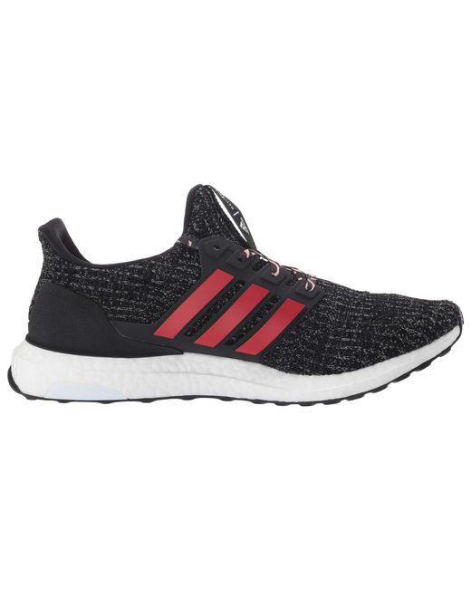 72405aa075c63 ... Adidas Originals - Black Ultraboost (white grey) Men s Running Shoes  for Men ...