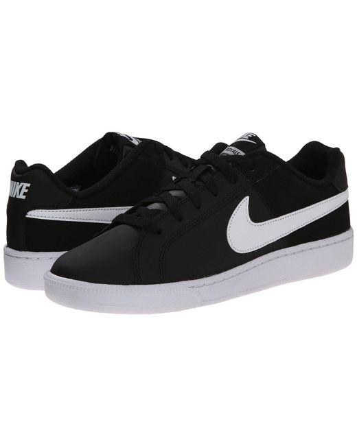 Nike   Black Court Royale   Lyst
