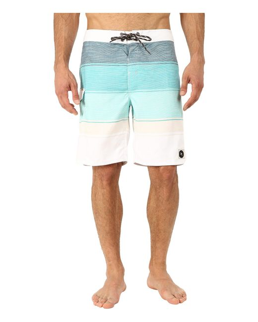 Rip Curl | Blue All Time Boardshorts for Men | Lyst