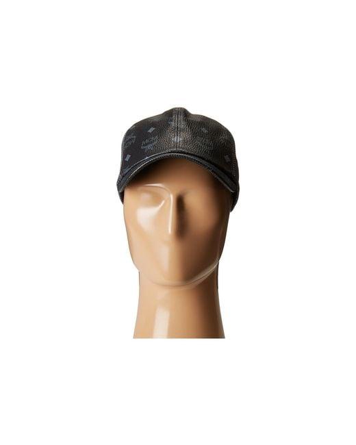 ... MCM - Visetos Mesh Cap (black 1) Caps for Men - Lyst ... 864ad43c89eb
