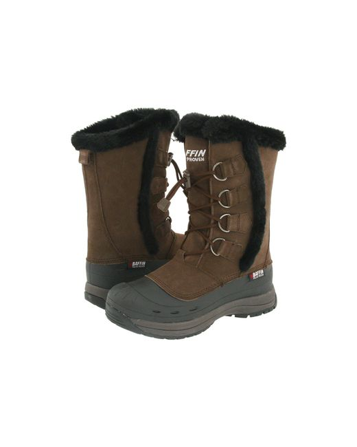 Baffin - Multicolor Chloe (taupe) Women's Cold Weather Boots - Lyst