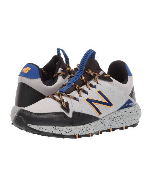 f9aafa3896c99 New Balance - Black Crag V1 Fresh Foam Running Shoe for Men - Lyst ...