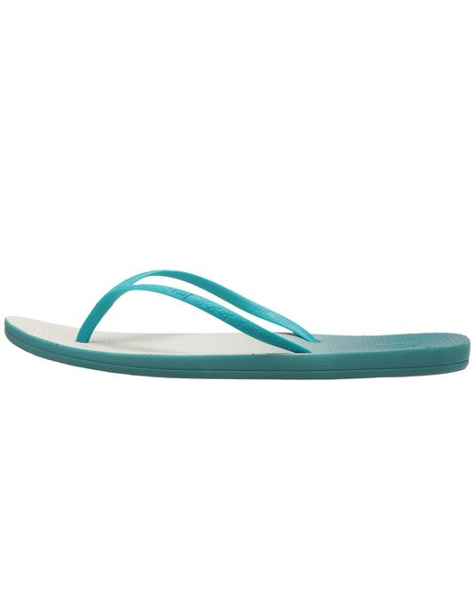 717b781aacc2 Lyst - Reef Escape Lux Ombre (night Sky) Women s Sandals in Blue