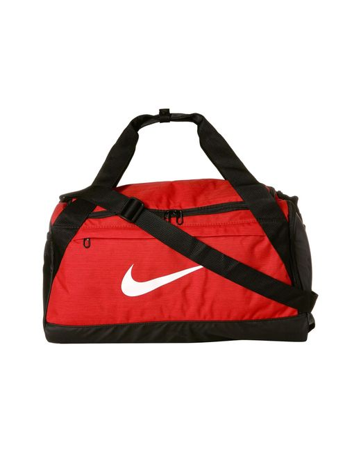Nike - Red Brasilia Small Training Duffel Bag (green Abyss black white) ... 2a7cf6325962d