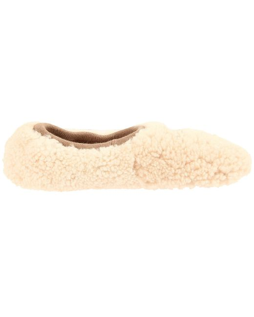 dce4f56d907 Lyst - Ugg Birche (lantana) Women's Slip On Shoes in Natural