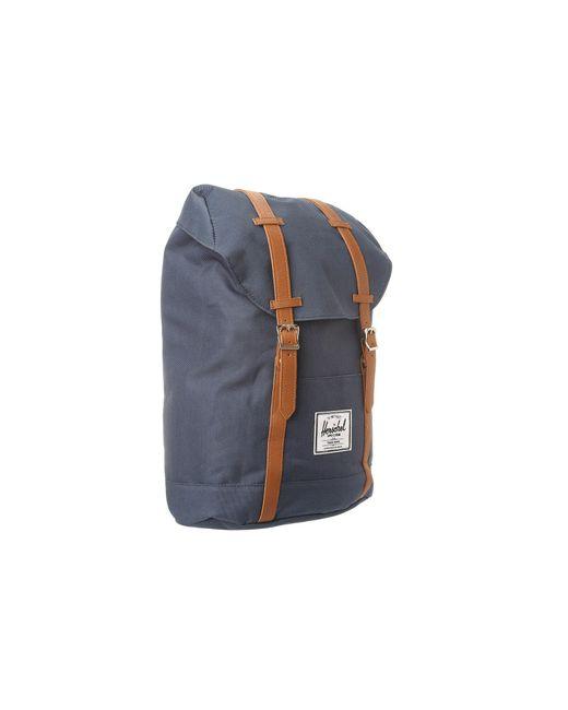 Herschel Supply Co. - Blue Retreat (grey) Backpack Bags - Lyst