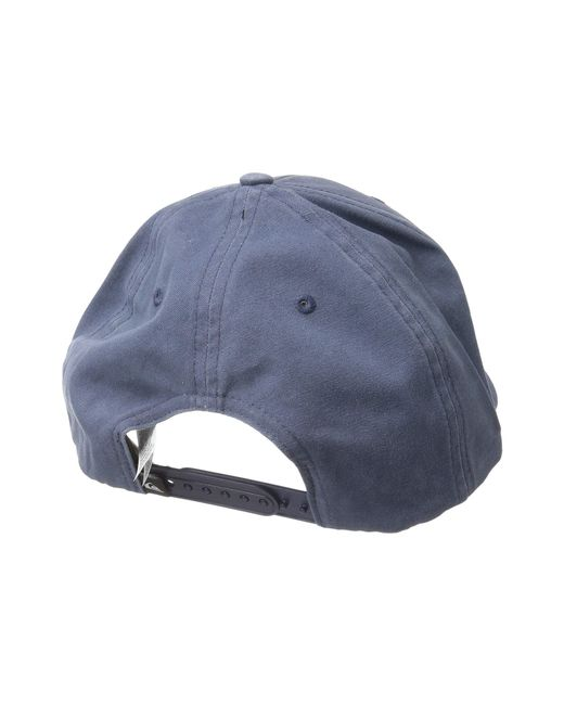 59e4916171e10 ... Quiksilver - Blue Bullish Hat (camo) Caps for Men - Lyst