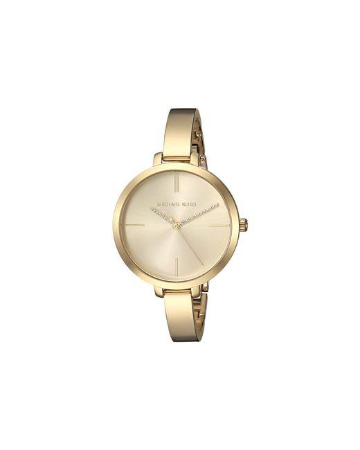 Michael Kors - Metallic Mk3734 - Jaryn (gold) Watches - Lyst