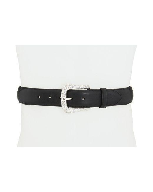 Ariat | Black Western Basic Belt for Men | Lyst