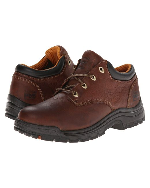 Timberland | Brown Titan® Oxford Soft Toe for Men | Lyst