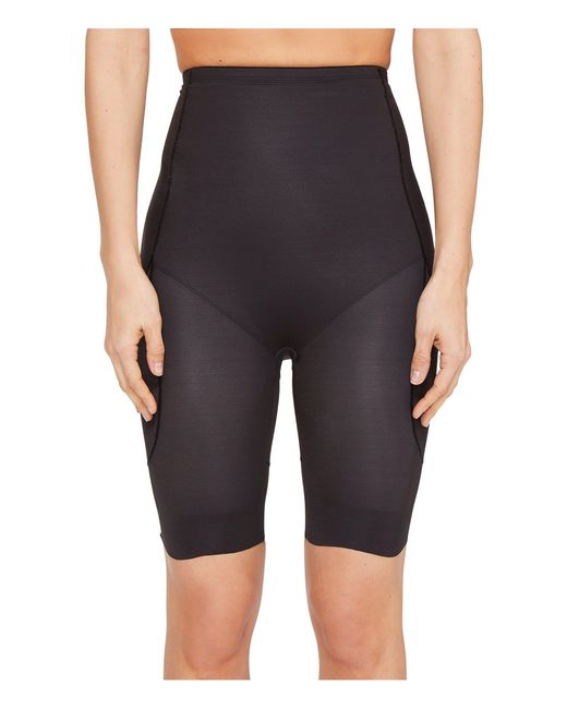 Miraclesuit | Black Rear Lift & Thigh Control High Waist Slimmer | Lyst