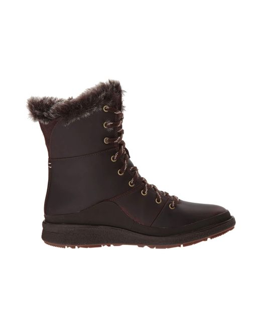 41f1bd7f74 Lyst - Merrell Tremblant Ezra Lace Waterproof Ice+ in Brown - Save 55%