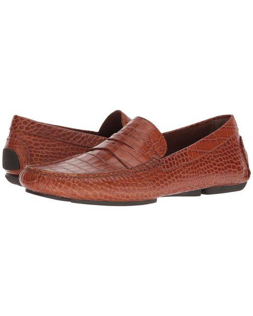 Donald J Pliner - Vinco5 (brown 2) Men's Shoes for Men - Lyst