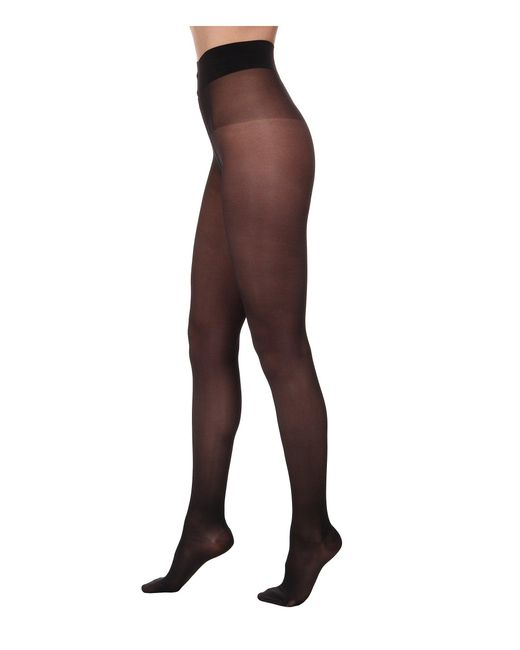 Wolford - Black Pure Energy 30 Leg Vitalizer Tights (cosmetic) Hose - Lyst