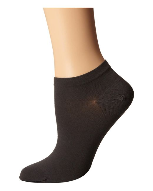 Wolford - Gray Sneaker Cotton Socks - Lyst