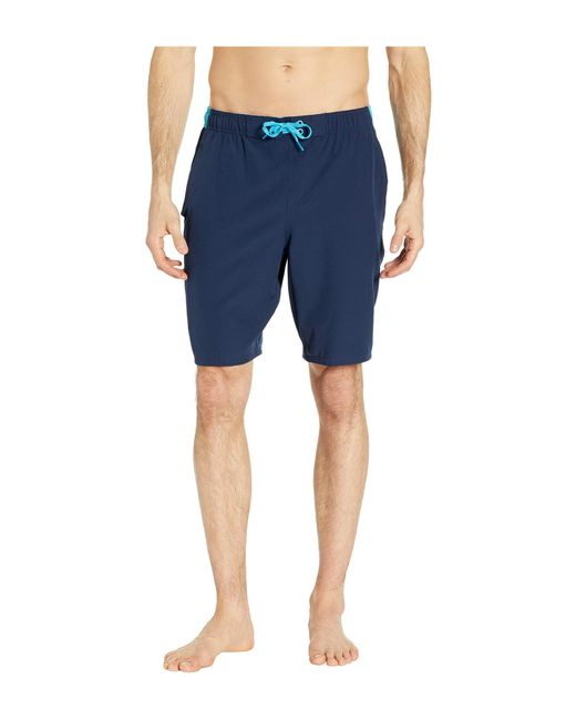 cef5137c05 Nike - Blue 9 Contend 2.0 Volley Shorts (hyper Royal) Men's Swimwear for Men  ...