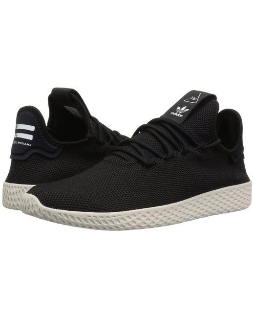 Adidas Originals - Black Pharrell Williams Tennis Human Race (raw Green/raw Green/chalk White) Men's Shoes for Men - Lyst