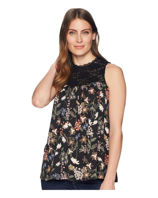 Roper - 1728 Polyester Spandex (black) Women's Clothing - Lyst