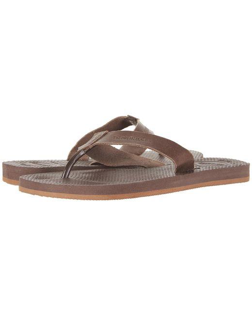 f5158b8f34f8 Havaianas - Brown Urban Special Flip-flops (black) Men s Sandals for Men ...