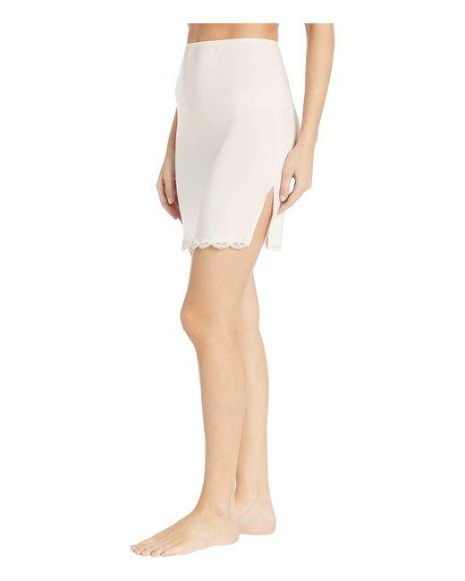 efe7a4bbe281 ... Jockey - Multicolor No Panty Line Promise Tactel Lace Half Slip (sheer  Nude) Women's ...