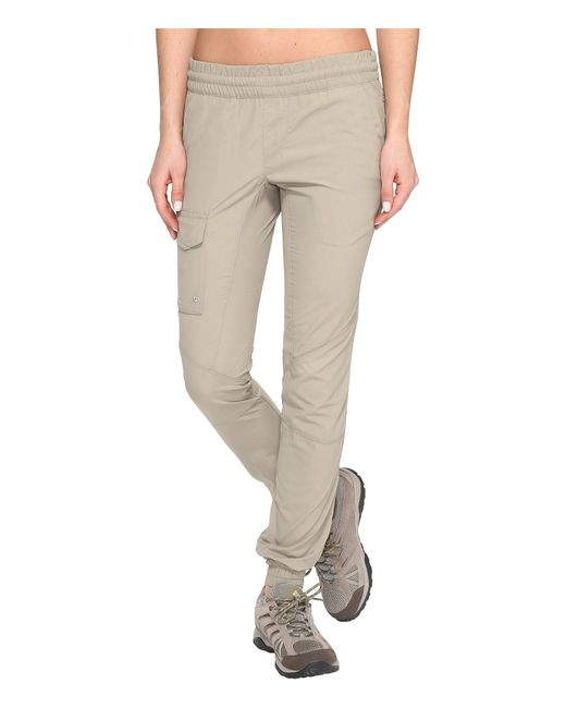 Columbia - Multicolor Silver Ridge Pull On Pants (nocturnal) Women's Casual Pants - Lyst
