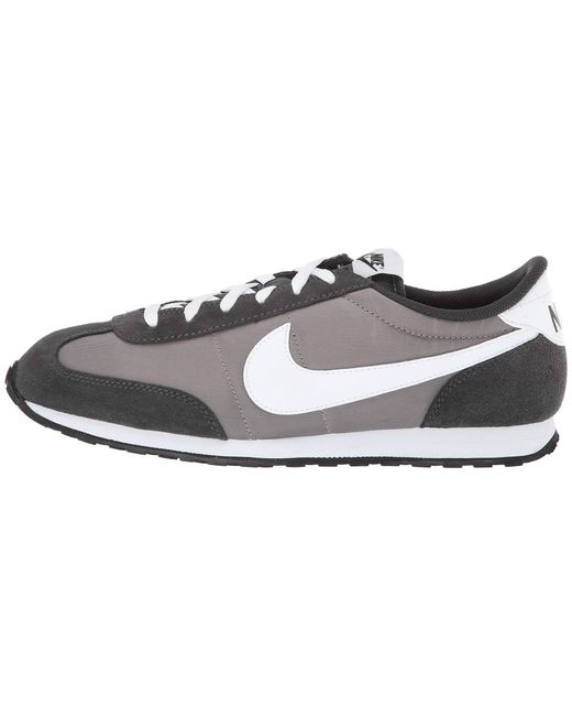 89a7be5bea3c6 ... Nike - Gray Mach Runner (sport Grey white anthracite black) Men s ...