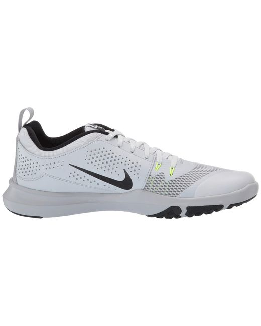 5bf5f516148 ... Nike - Gray Legend Trainer (deep Royal Blue white black) Men s Cross ...