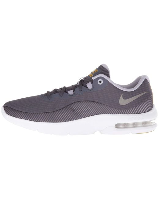 d57fd60b658 ... Nike - Multicolor Air Max Advantage 2 (gridiron metallic  Pewter provence Purple) ...