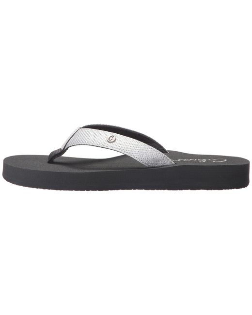 1acfefd29 Lyst - Cobian Cancun Bounce (black) Women s Sandals in White