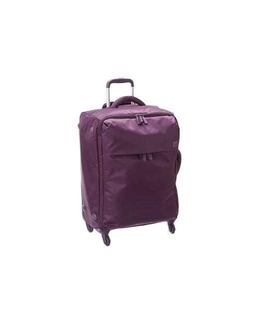 "Lipault - Purple 26"" Spinner - Lyst"