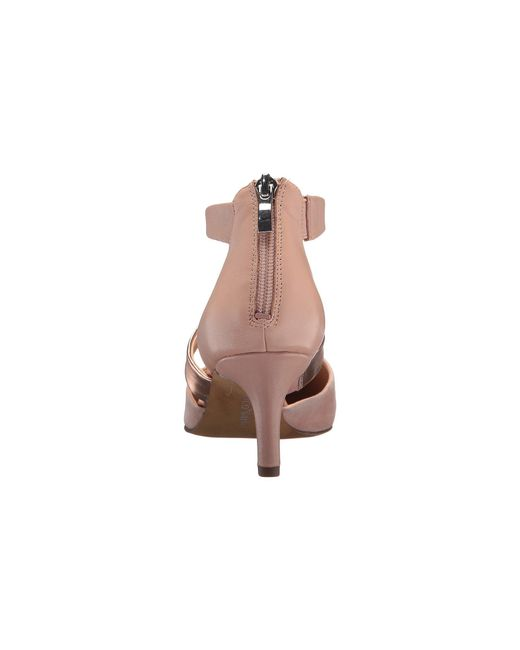 352e6b9c5c0 ... Franco Sarto - Brown Davey (lapis Blue Diva Suede metallic) Women s  Shoes ...