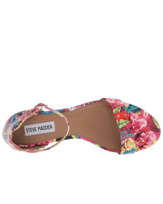 cc56e9e923b ... Steve Madden - Multicolor Irenee Sandal (dusty Blue) Women s 1-2 Inch  Heel ...