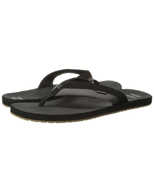 Billabong Black All Day Impact Sandal for men