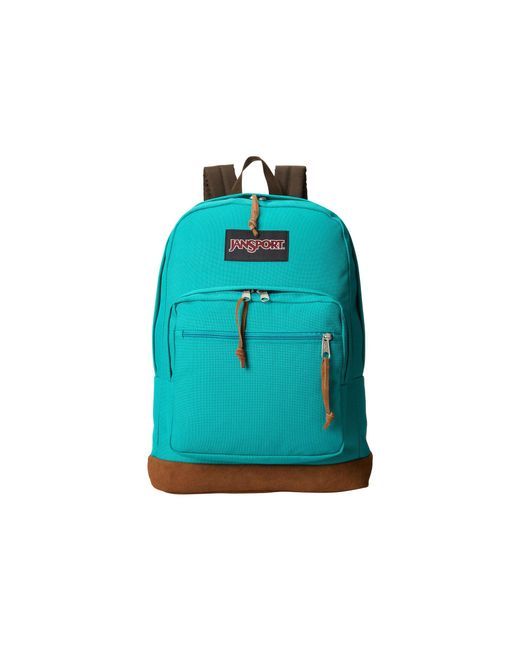 Jansport - Blue Right Pack (russet Red) Backpack Bags - Lyst