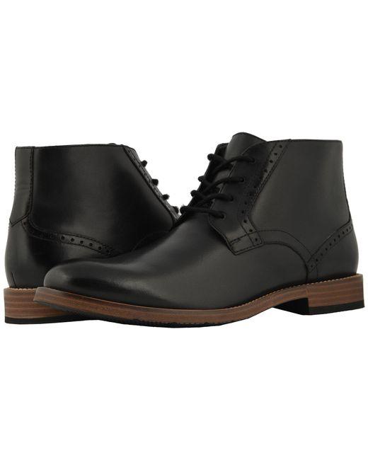 Nunn Bush - Black Middleton Plain Toe Chukka (cognac) Men's Shoes for Men - Lyst
