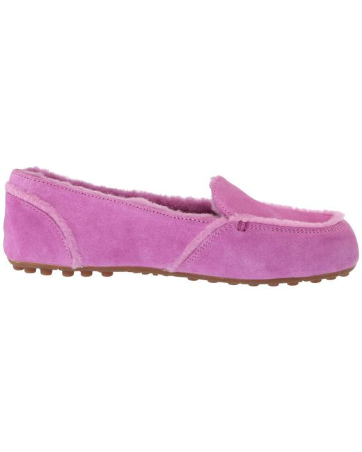 92764ddf055 ... Lyst Ugg - Pink Hailey (bodacious) Women s Slip On Shoes ...