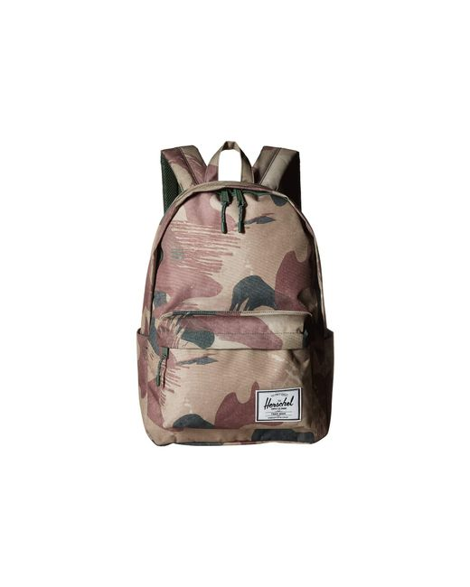 Lyst - Herschel Supply Co. Classic X-large (woodland Camo) Backpack ... 49b4dea710794