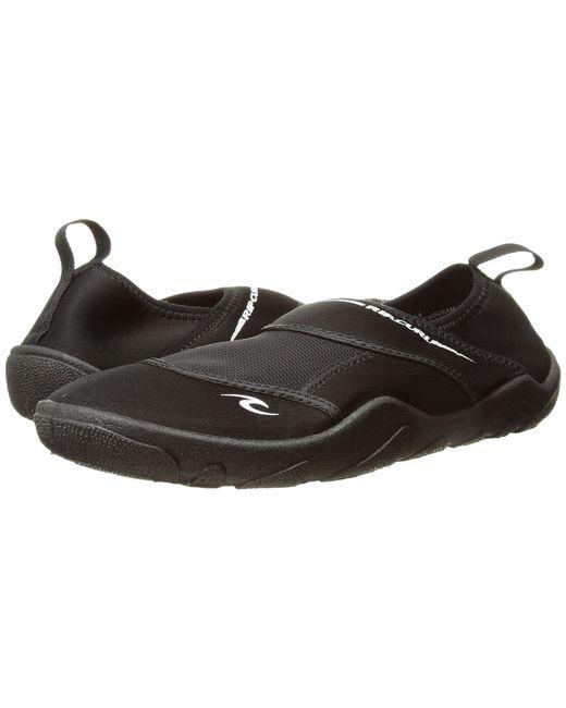 Rip Curl - Reefwalker (black) Men's Shoes for Men - Lyst