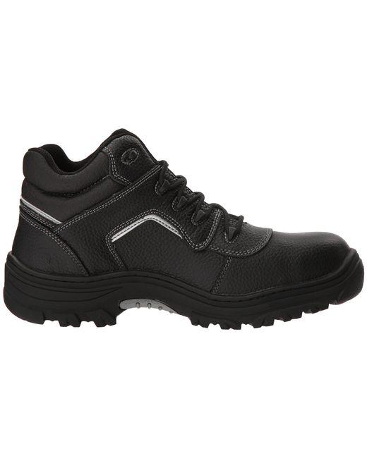 df5775f66429 Skechers Work - Burgin - Sosder (black) Men s Industrial Shoes for Men .