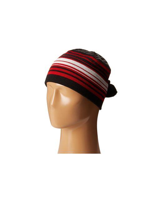 Smartwool   Red Straightline Hat   Lyst