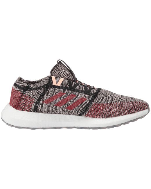 5813e16f8 ... Adidas Originals - Multicolor Pureboost Go (clear Brown carbon active  Red) Men s ...