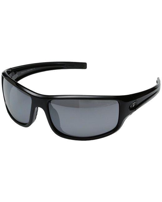 Tifosi Optics - Brown Bronx (matte Black) Sport Sunglasses for Men - Lyst