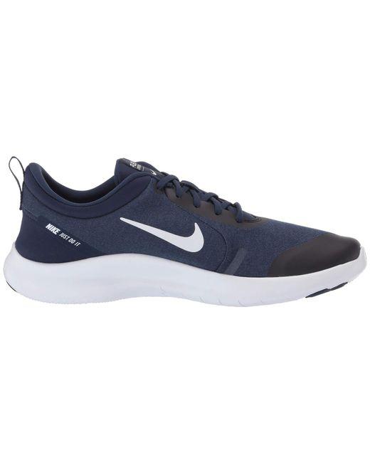 b36c0b41d0852 ... Nike - Flex Experience Rn 8 (midnight Navy white monsoon Blue) Men s ...