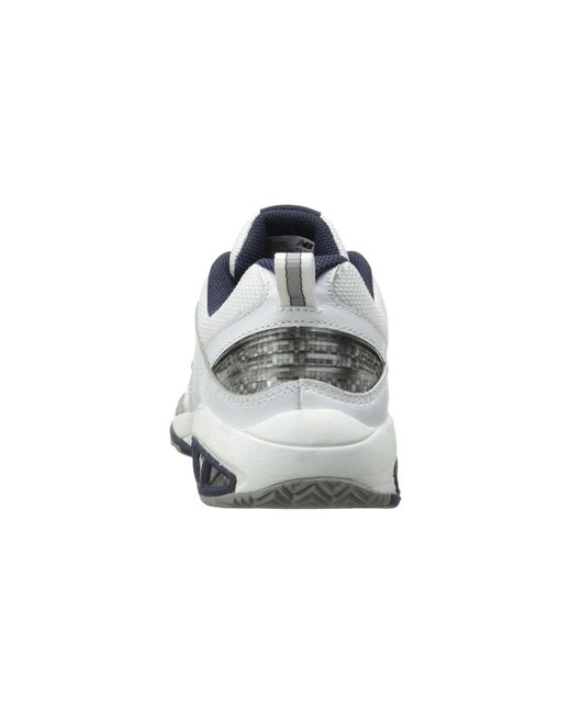 27f233f605f6 Lyst - New Balance Mc806 (white) Men s Tennis Shoes in White for Men ...