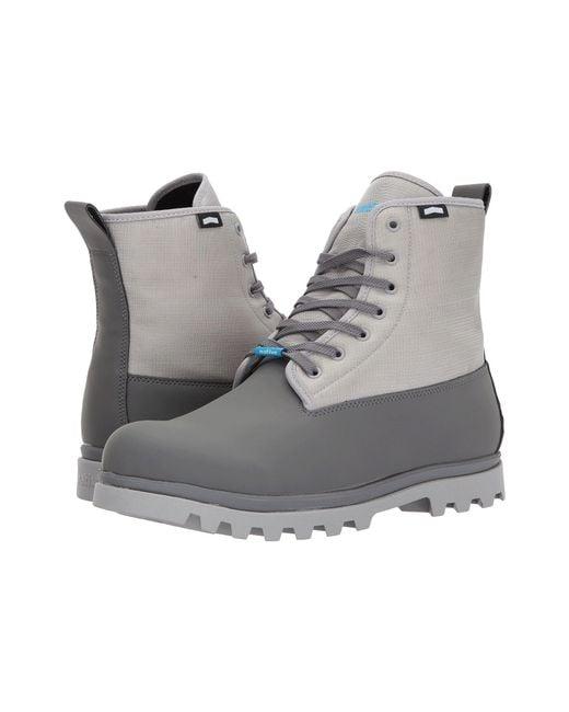 Native Shoes - Gray Johnny Treklite for Men - Lyst