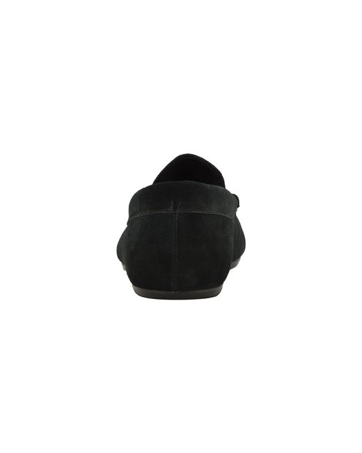 86e41cb981f Lyst - Vionic Tompkin (black Leather) Men s Slip On Shoes in Black ...