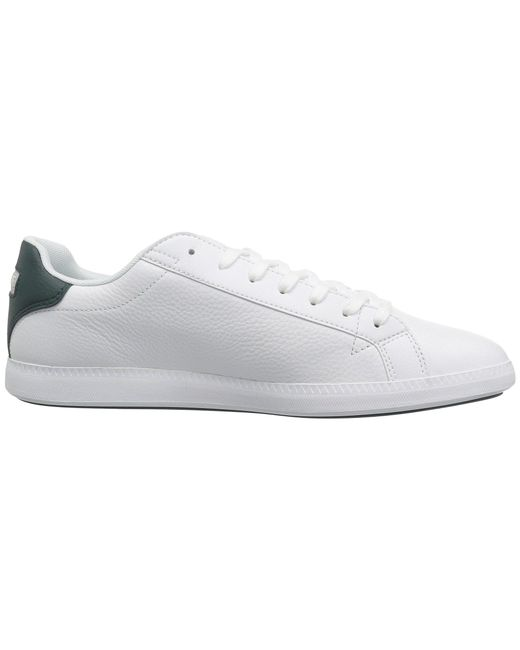 4843e9fe2e8 ... Lacoste - Graduate Lcr3 118 1 (white dark Green) Men s Shoes for Men ...