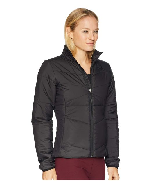 Lyst - The North Face Bombay Jacket (tnf Black) Women s Coat in Black 31208dfa4