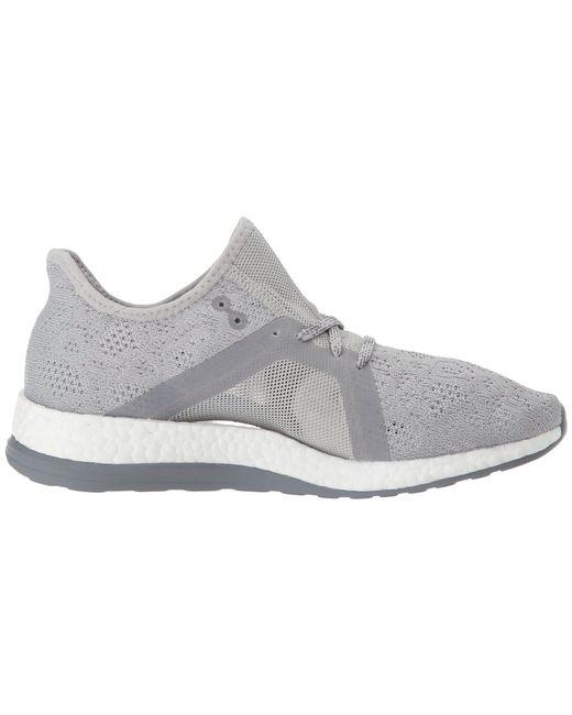 Lyst adidas Originals CORE pureboost x elemento (Grey cinco / CORE Originals negro e687d8